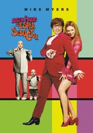 Austin Powers: The Spy Who Shagged Me - Argentinian DVD movie cover (xs thumbnail)