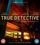 """True Detective"" - British Blu-Ray movie cover (xs thumbnail)"