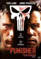 The Punisher - Argentinian DVD cover (xs thumbnail)