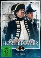 Hornblower: Mutiny - German DVD cover (xs thumbnail)