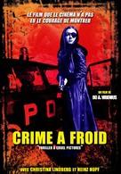 Thriller - en grym film - French DVD cover (xs thumbnail)