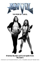 Anvil! The Story of Anvil - Movie Poster (xs thumbnail)