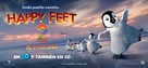 Happy Feet Two - Argentinian Movie Poster (xs thumbnail)