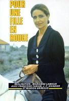 Pour une fille en rouge - French Movie Cover (xs thumbnail)
