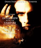 Interview With The Vampire - Blu-Ray movie cover (xs thumbnail)