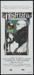 Nosferatu: Phantom der Nacht - Australian Movie Poster (xs thumbnail)