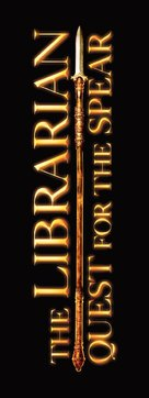 The Librarian: Quest for the Spear - Logo (xs thumbnail)