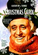 Scrooge - DVD cover (xs thumbnail)