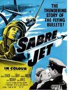 Sabre Jet - British Movie Poster (xs thumbnail)