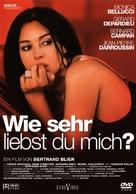 Combien tu m'aimes? - German DVD cover (xs thumbnail)