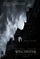 Winchester - Teaser movie poster (xs thumbnail)