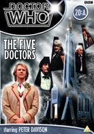 """Doctor Who"" - Irish DVD movie cover (xs thumbnail)"