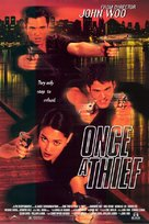Once a Thief - Canadian Movie Poster (xs thumbnail)