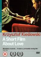 Krótki film o milosci - British Movie Cover (xs thumbnail)