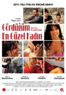 La prima cosa bella - Turkish Movie Poster (xs thumbnail)