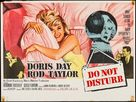 Do Not Disturb - British Movie Poster (xs thumbnail)