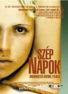 Szép napok - Hungarian Movie Poster (xs thumbnail)