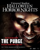 The Purge - Video release poster (xs thumbnail)