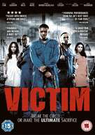 Victim - British DVD cover (xs thumbnail)