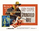 Springfield Rifle - Movie Poster (xs thumbnail)