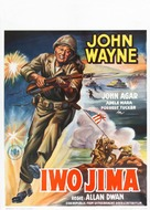 Sands of Iwo Jima - Dutch Movie Poster (xs thumbnail)