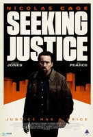 Seeking Justice - South African Movie Poster (xs thumbnail)
