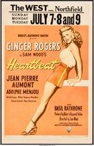 Heartbeat - Movie Poster (xs thumbnail)