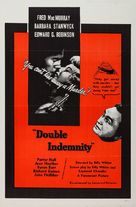 Double Indemnity - Re-release movie poster (xs thumbnail)
