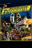 The Exterminator - DVD cover (xs thumbnail)