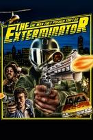 The Exterminator - DVD movie cover (xs thumbnail)