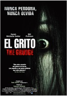 The Grudge - Argentinian Movie Poster (xs thumbnail)
