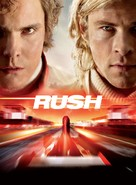 Rush - French Movie Poster (xs thumbnail)