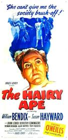 The Hairy Ape - Movie Poster (xs thumbnail)