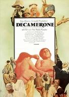 Il Decameron - German Movie Poster (xs thumbnail)