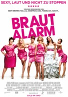 Bridesmaids - German Movie Poster (xs thumbnail)