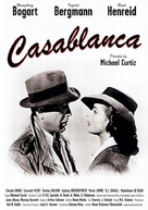 Casablanca - German Re-release poster (xs thumbnail)