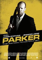 Parker - Dutch Movie Poster (xs thumbnail)