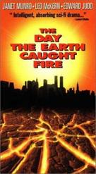 The Day the Earth Caught Fire - Movie Cover (xs thumbnail)