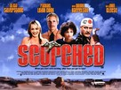 Scorched - British Movie Poster (xs thumbnail)