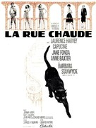 Walk on the Wild Side - French Movie Poster (xs thumbnail)