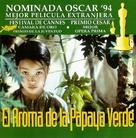 Mùi du du xhan - L'odeur de la papaye verte - Argentinian Movie Poster (xs thumbnail)