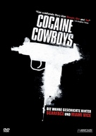 Cocaine Cowboys - German Movie Cover (xs thumbnail)