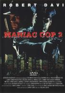 Maniac Cop 2 - Hungarian Movie Cover (xs thumbnail)