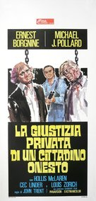 Sunday in the Country - Italian Movie Poster (xs thumbnail)
