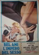 Bel Ami - Italian Movie Poster (xs thumbnail)