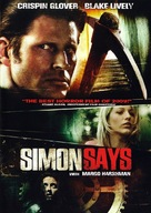 Simon Says - DVD movie cover (xs thumbnail)