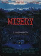 Misery - French Movie Poster (xs thumbnail)