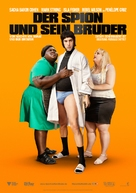 The Brothers Grimsby - German Movie Poster (xs thumbnail)