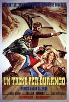 Un treno per Durango - Italian Movie Poster (xs thumbnail)
