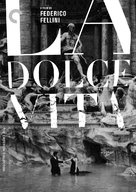 La dolce vita - DVD movie cover (xs thumbnail)